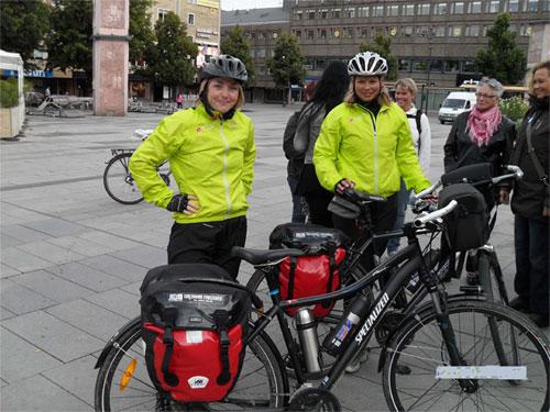 cykeltjejerna